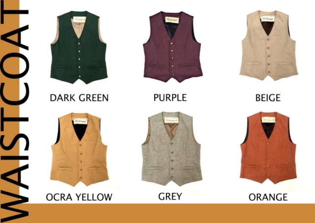 Gilet Pastrano Capsule Collection